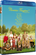 Moonrise Kingdom - bluray
